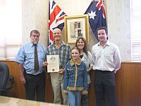Citizenship Ceremonies in Cunderdin 1