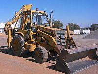 Shire of Cunderdin equipment