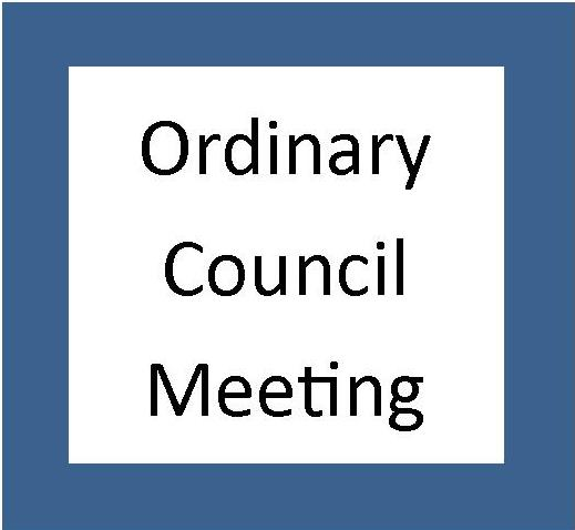 Ordinary Council Meeting